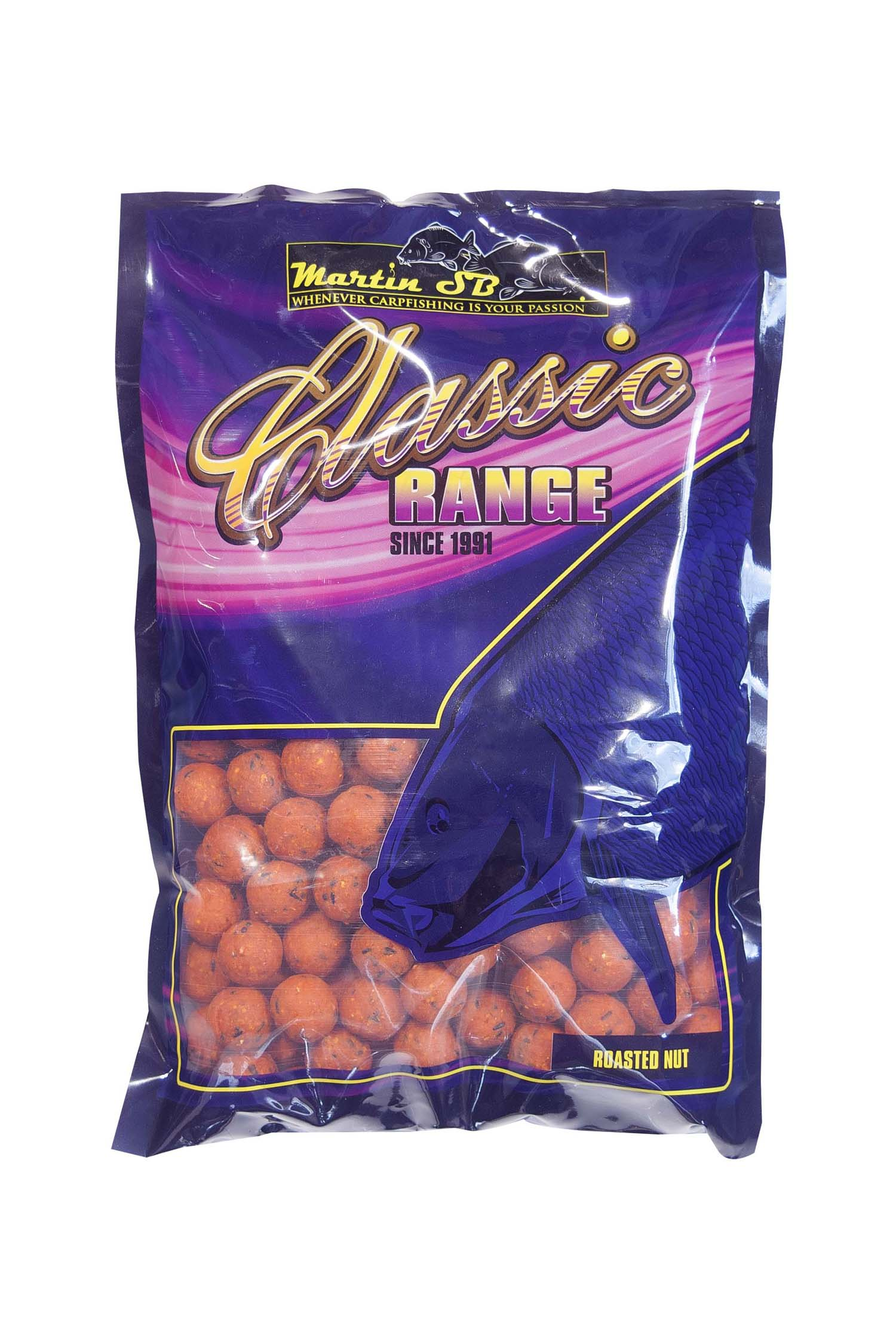 Classic Range – Roasted Nut