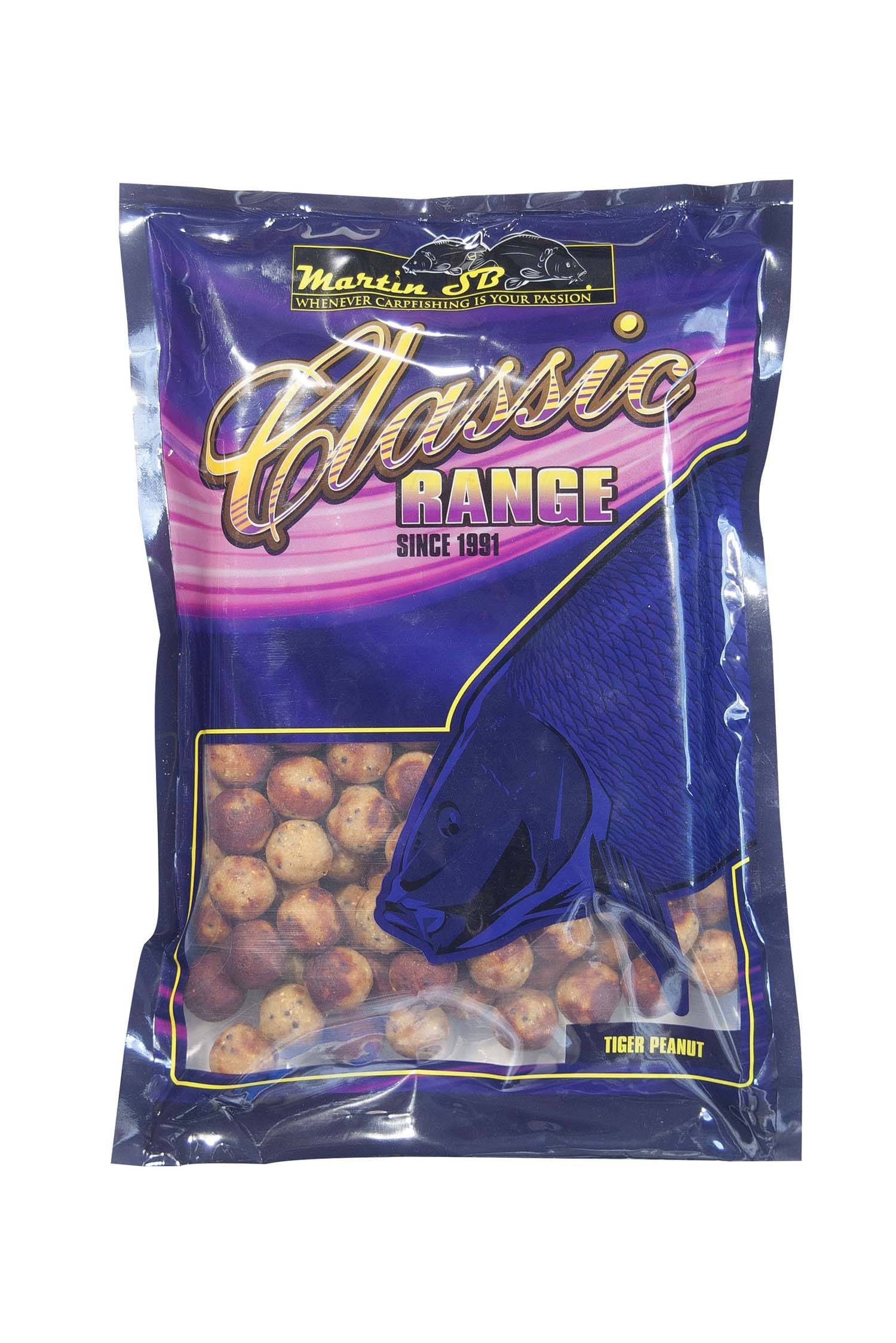 Martin SB - Bouillettes - Classic Range - Tiger Peanut
