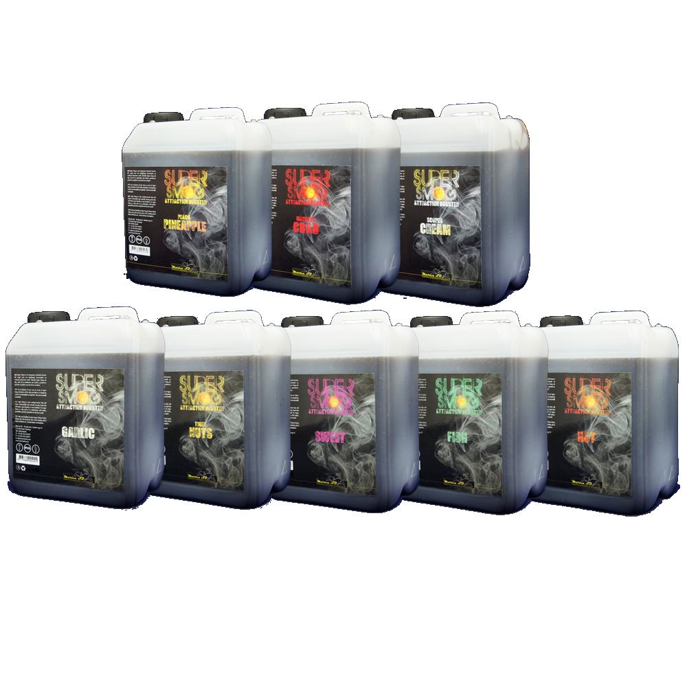 Martin SB - Liquid Additives - Super Smog 2.5liter