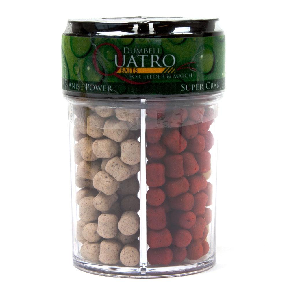 Quatro Baits – feeder & match – sinkers