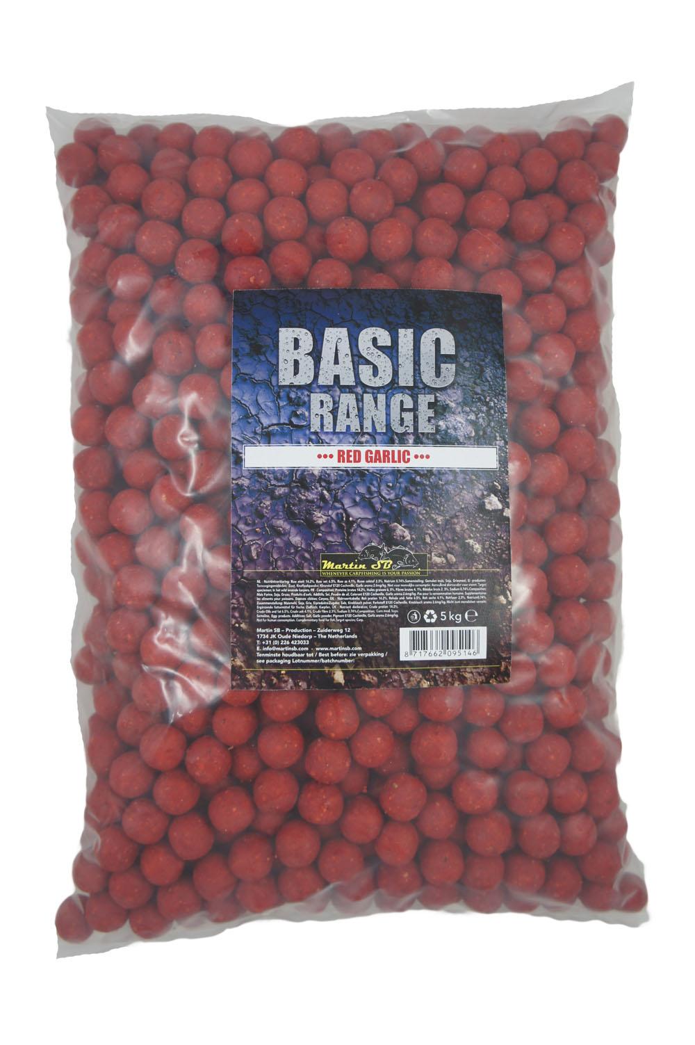Martin SB - Basic Range - Red Garlic