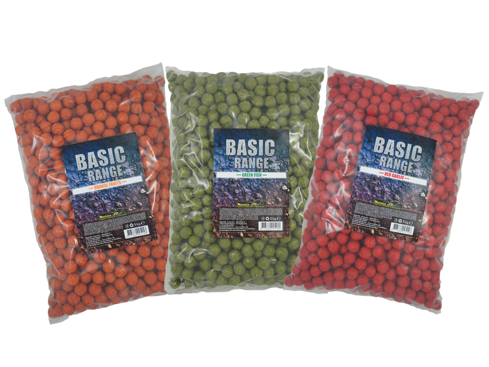 Basic Range – Red Garlic