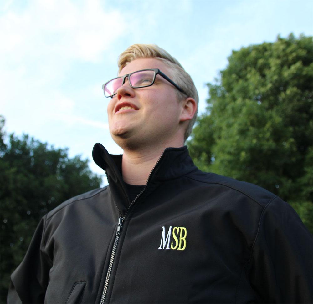 Martin SB - Clothing - Softshell jacket