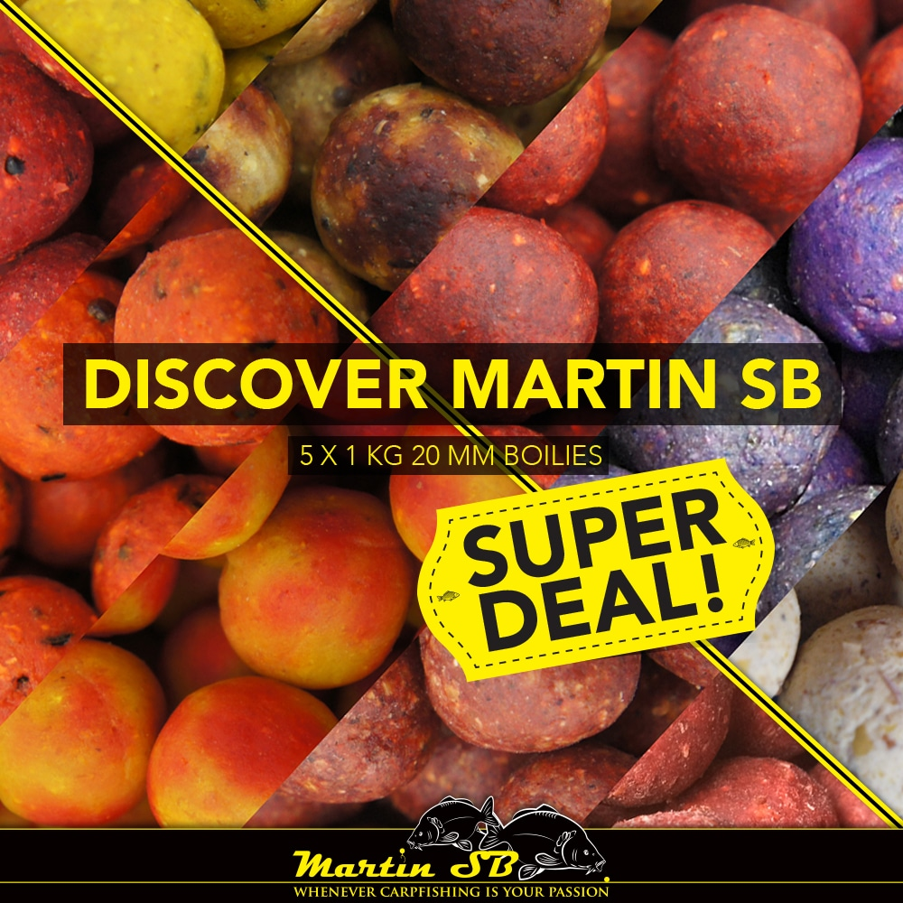 Découvrir Martin SB !