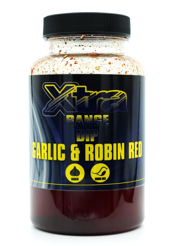 Xtra Range Dip – Garlic & Robin Red