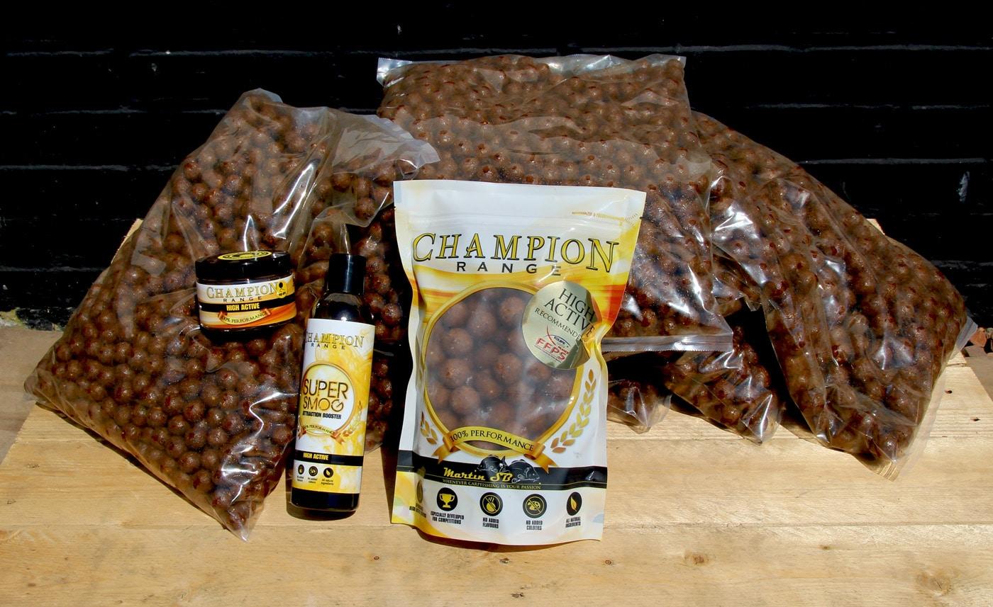 Champion Range – High Active – Bulk Deal + gratis Super Smog en Pop-up twv € 19,95!