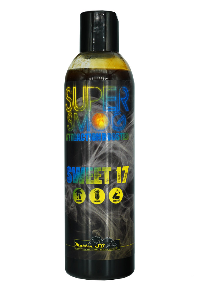 Martin SB - Super Smog - SWEET 17