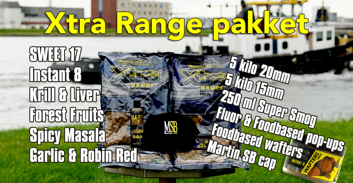 25% directe kassakorting korting op alle Classic & Xtra Range pakketten!