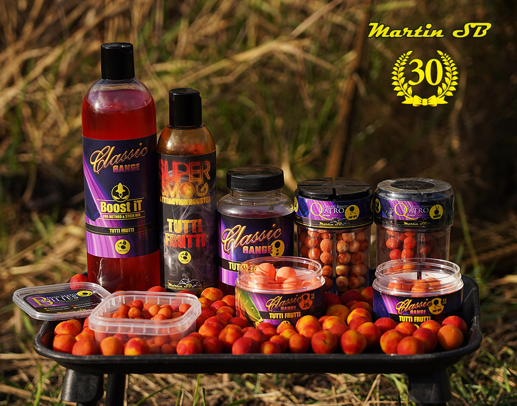 Jubileum aanbieding! 10 of 25 KG Tutti Frutti -30%