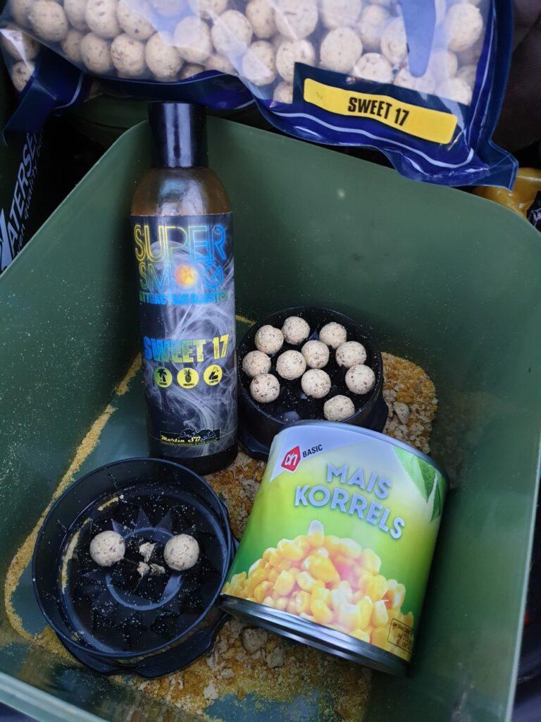 Alle ingrediënten voor een succesvolle visdag in de winter