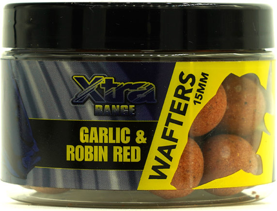Martin SB Xtra Range Garlic & Robin Red Wafters