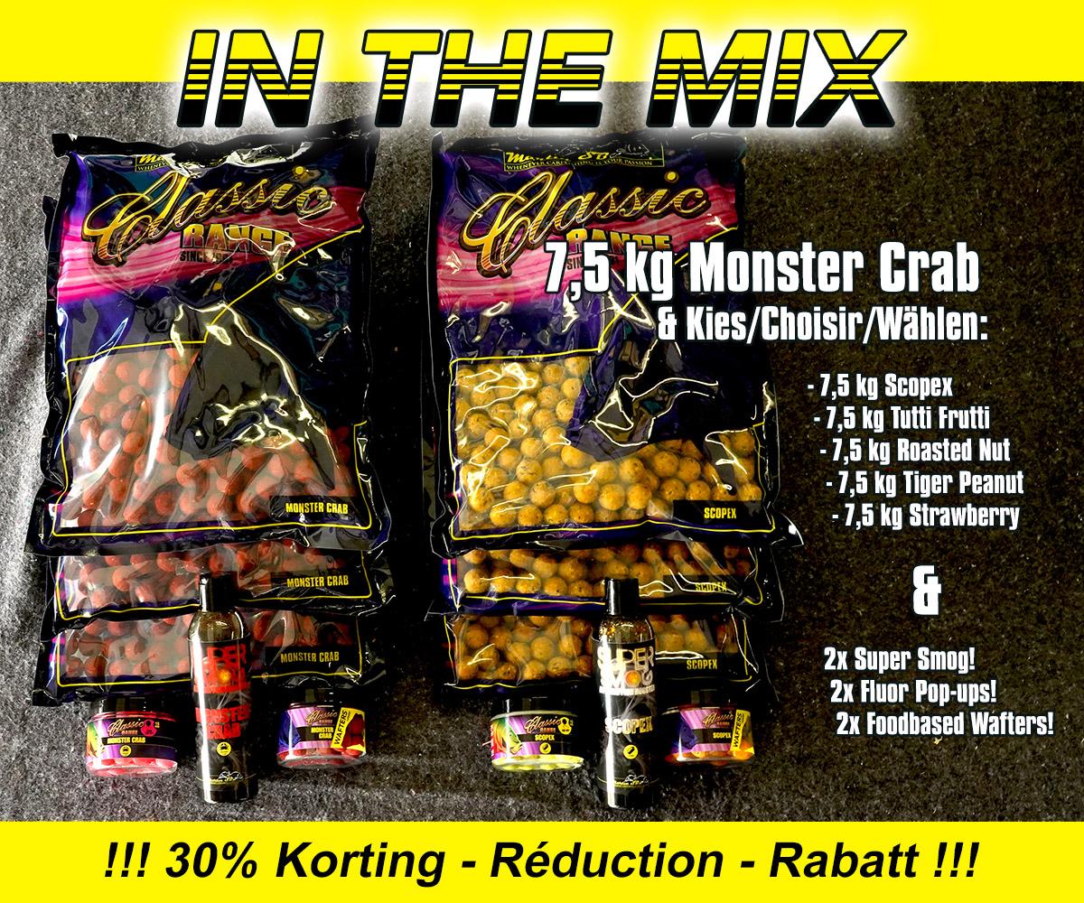 Martin SB – MIX DEAL! 30% directe kassakorting! RUIM €50,00 gratis!